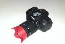 Pare soleil Canon imprimé en 3D