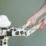Robot Poppy interaction avec un humain