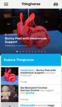 Thingiverse iOS