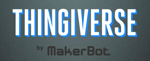 Thingiverse by MakerBot