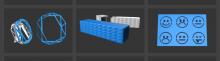 3d builder models