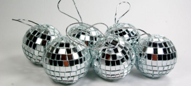 Fabriquer ses d corations de no l avec une imprimante 3d - Fabriquer une boule a facette ...