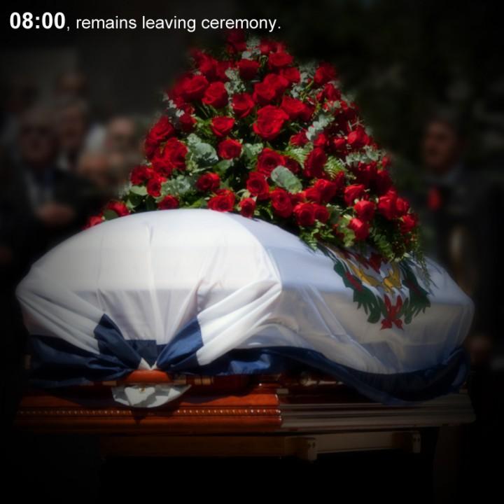La cercueil avant la crémation pour impression 3D