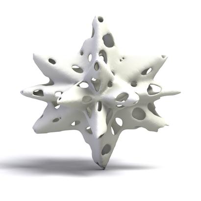 étoile 15 branches
