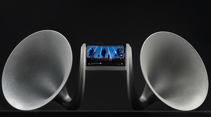 HTC Gramohorn II