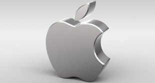 Logo Apple 3D