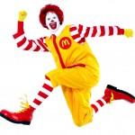 Ronaldo McDonald Jumping
