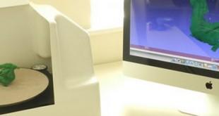 scanner 3d cubik