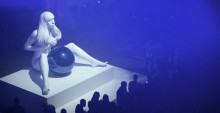 Statue Lady Gaga ArtRave 01