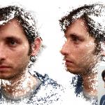 Visage scanné en 3D avec un smartphone