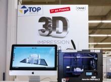 Imprimante 3D chez Top Office