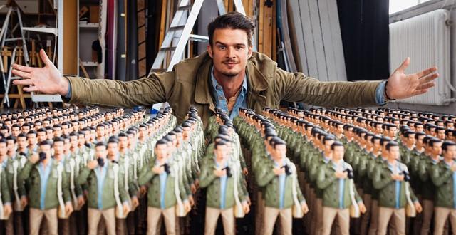 Jens Lennartsson et ses 400 figurines imprimées en 3D