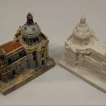 Monument scanné en 3D avec un smartphone