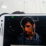 Reconstruction d'un visage en 3D avec un smartphone