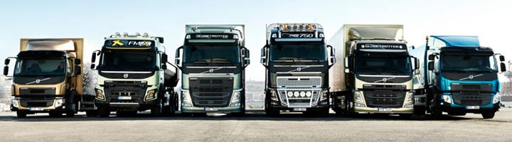 photo camions Volvo Trucks