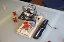 3D Jello Shot Printer