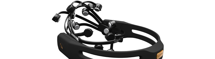 Emotiv EPOC neuroheadset preview