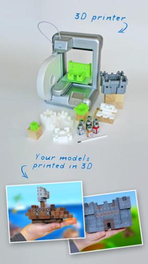 Impression 3D avec Blokify