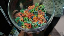 récipient bonbons imprimés en 3D