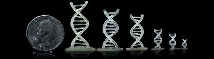 nano objets imprimés en 3D