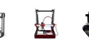 évolution imprimante 3D