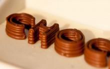 Impression 3D chocolat multi couches