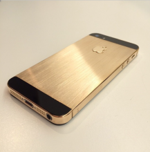 iphone 5 case gold