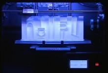 makerbot replicator 2 imprimant un livre