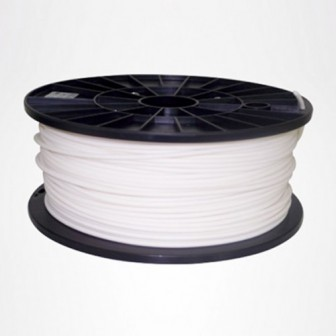 ABS - blanc - 3mm - 1kg