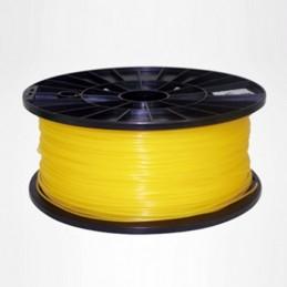 ABS - jaune - 3mm - 1kg