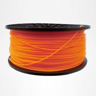 PLA - orange - 3mm - 1kg