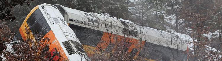 déraillement train pignes 2014