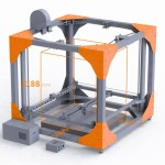 imprimante 3d bigrep one volume impression
