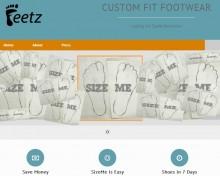feetz service impression 3d chaussures