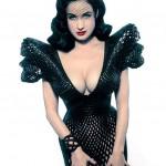 3Dprinted fashion photo défilé mode imprimante 3D Dita Von Teese nue