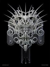 3Dprinted fashion photo défilé mode imprimante 3D