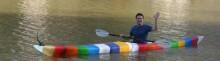 canoe kayak imprimer en 3D