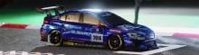 video Subaru Impreza imprimee en 3D