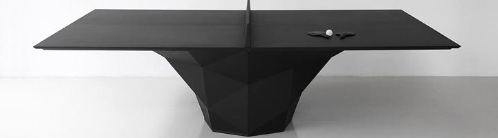 table de ping pong imprimée en 3d