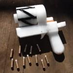 Zig Zag, le pistolet japonnais à barillet 6 balles imprimé en 3D