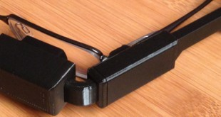 3d printed google glass