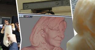 Anne Hidalgo Imprimante 3D