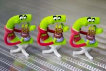 Mascottes Chronodrive en ligne
