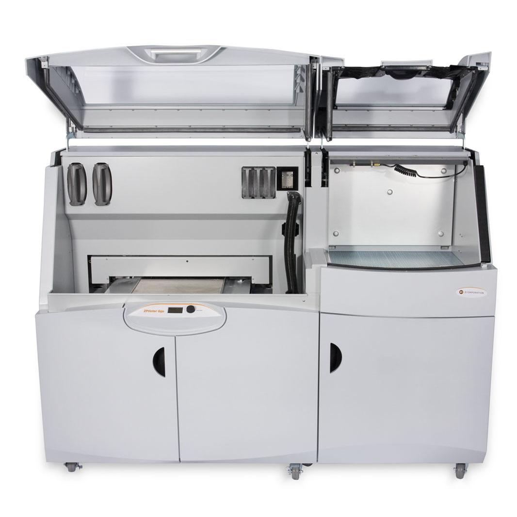 imprimante 3d zprinter 650 caract ristiques prix tests avis. Black Bedroom Furniture Sets. Home Design Ideas