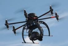 drone civil caméra