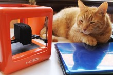 m3d printer cat size