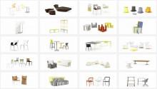Les différentes familles de mobilier TOG