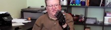 photo video prothese de main imprimee en 3D
