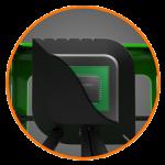 spec micro motion sensor chip