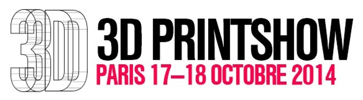 3d printshow Paris 2014 dates